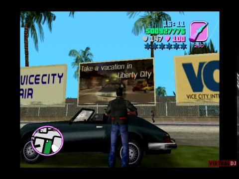 GTA Vice City Misterios Comunes y Nuevos(descubiertos en Diciembre 2010)