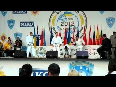 Yalta Bodyguard World Championship 2012