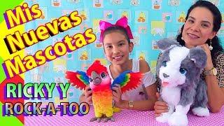 Mis NUEVAS MASCOTAS FUR REAL   AnaNana Toys