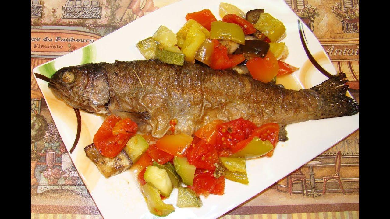 Рецепты из рыбы амур