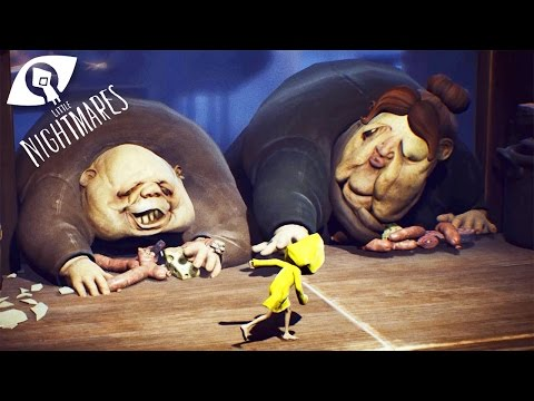 ЖРУНЫ ► Little Nightmares #4