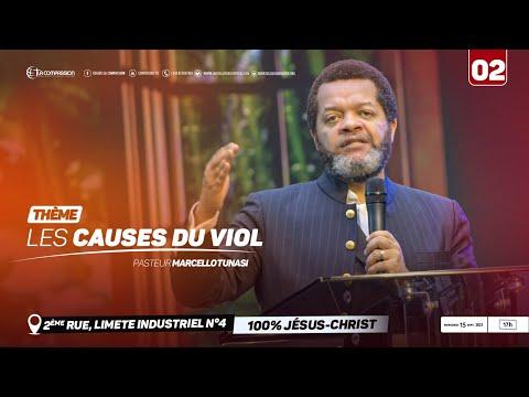 Les causes du viol. Pasteur MARCELLO TUNASI Culte des familles du 15 septembre 2021