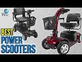 7 Best Power Scooters 2017
