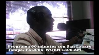 RAY CARRION JR DE LA RADIO EN TAMPA, FL 2006 A NY