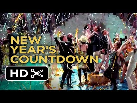 New Year's Eve Countdown - Movie Mashup HD