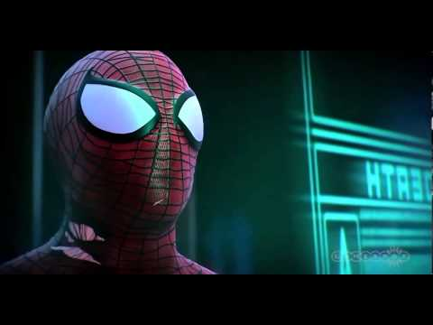 Spider-man- Edge of Time - Comic-Con 2011 Trailer (PS3, Xbox 360, Wii, 3DS, DS) Русский Трейлер