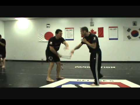 Posener's Pankration and Muay Thai: Some Weapons Techniques Part 1 Image 1