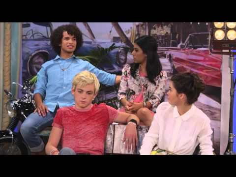 Teen Beach Movie - Live Chat - The Whole Cast - Part 3