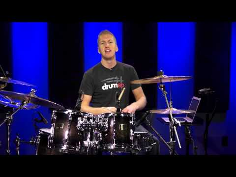 How To Play Drums - Your Very First Drum Lesson klip izle