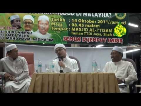 Forum Perdana - Relevankah Hudud di Malaysia?