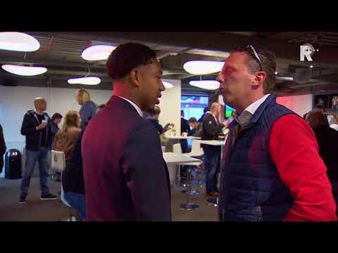 Rob Geus maakt zich zorgen om de toekomst van Feyenoord
