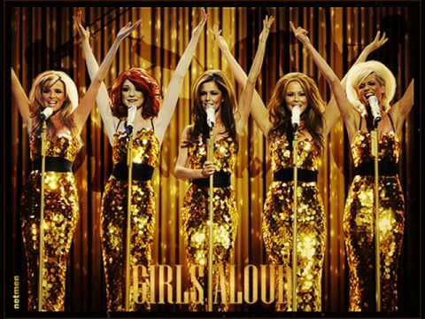 Girls Aloud - Out Of Control Album Montage/Preview