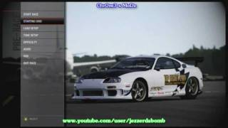 Forza 4 Top Secret Supra From Hell!!!! (00:13.997 Mile) + Wheelie 00