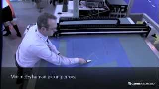 Gerber Technology's Automation Solutions for Processing Composite Materials