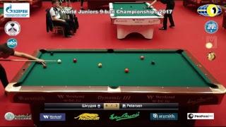 World Juniors 9-ball Championship 2017 TV8