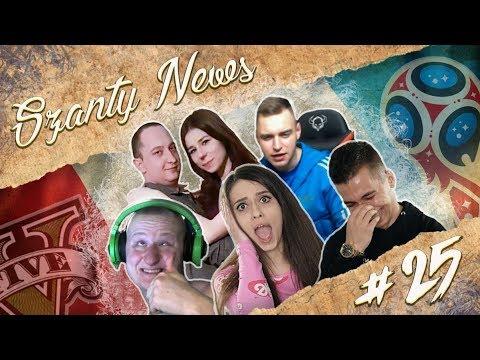 Szanty News #25 - Zmiana W Szanty News, Moda Na Roleplay, Magical Vs Agnieszka