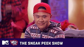 Timothy Delaghetto & Conceited Do SpongeBob Roleplay 🍍 | The Sneak Peek Show | MTV