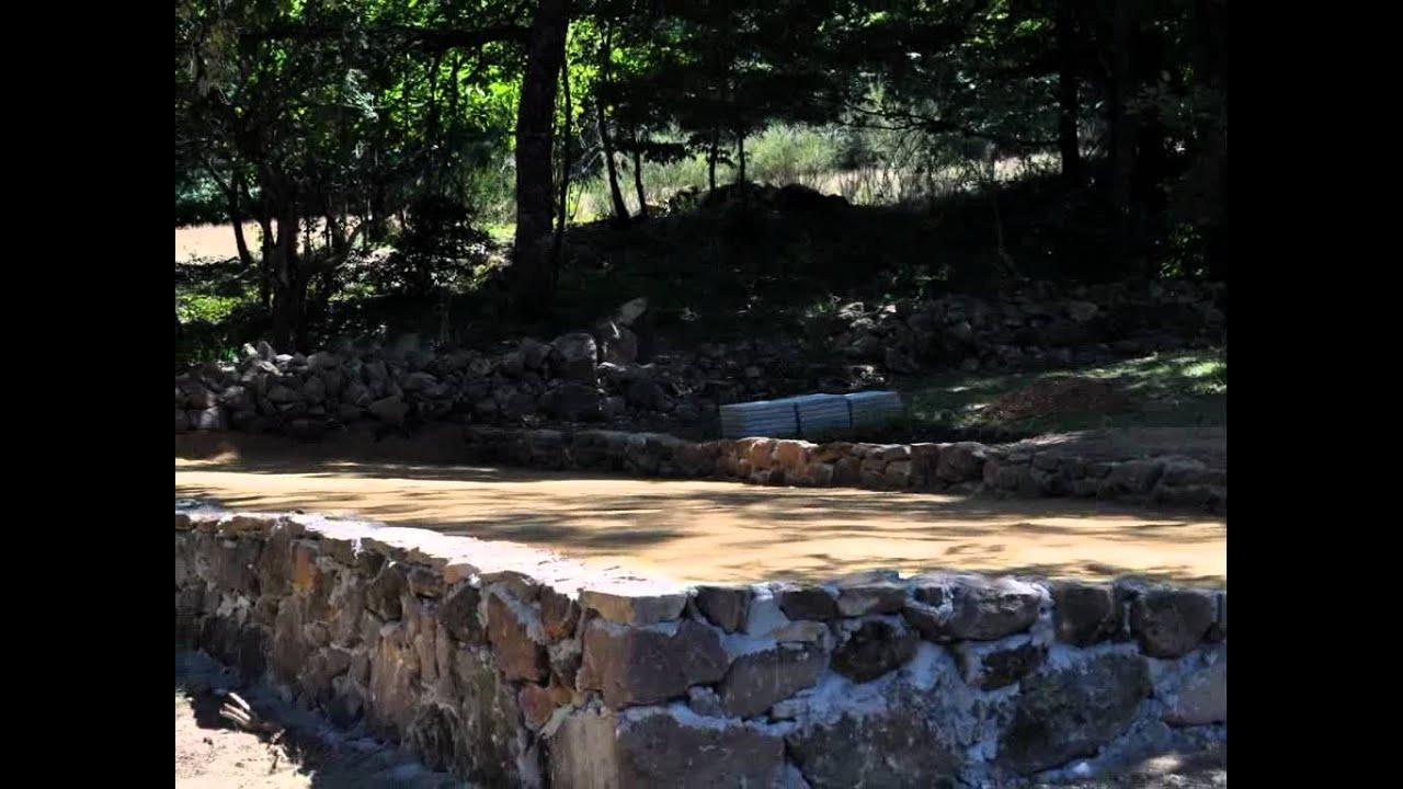 G te la bouygue r alisation d 39 un terrain de p tanque youtube - Creation d un terrain de petanque ...