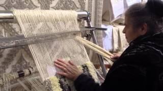 Lavorazione al telaio verticale