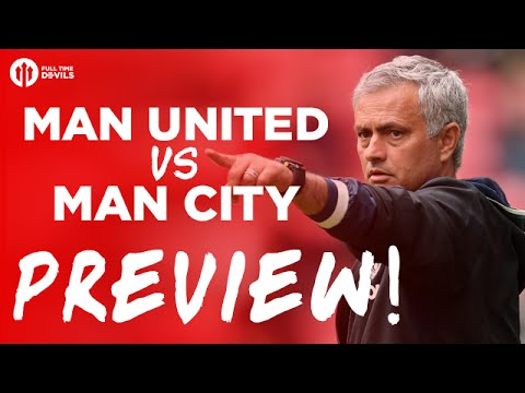 Manchester United vs Manchester City   TOUR 2016 DERBY PREVIEW!