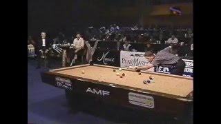 1996 $20,000 Jose Parica (Pinoy) vs Wetch+Davenport (USA) 9-ball