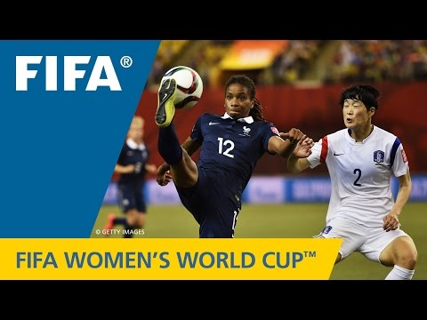 HIGHLIGHTS: France v. Korea Republic - FIFA Women's World Cup 2015