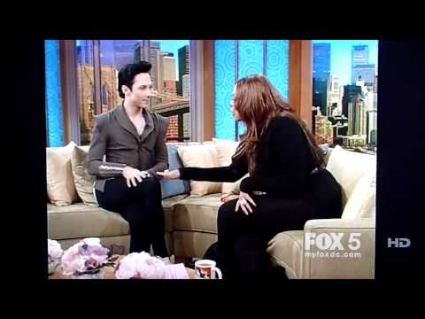 Johnny Weir - Wendy Williams 01-12-11