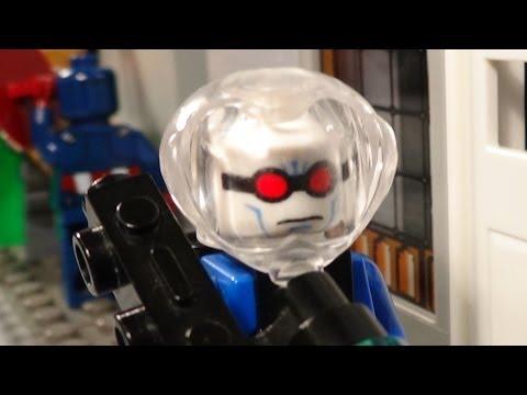 Lego Batman vs Mr Freeze