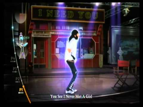 Michael Jackson The Experience Streetwalker