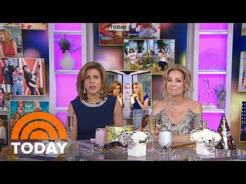 Revisit KLG And Hoda's Funniest (And Most Heartfelt) Moments Of The Year   TODAY