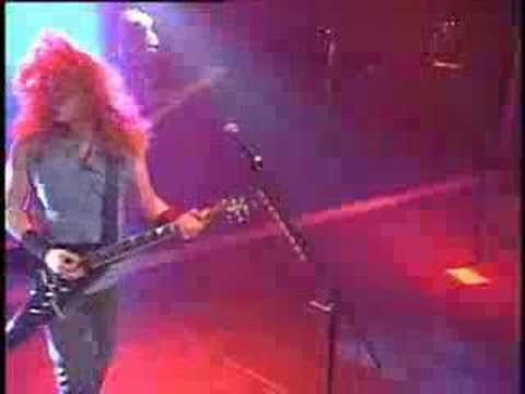 Megadeth - Dread And The Fugitive Mind (Live 2001)