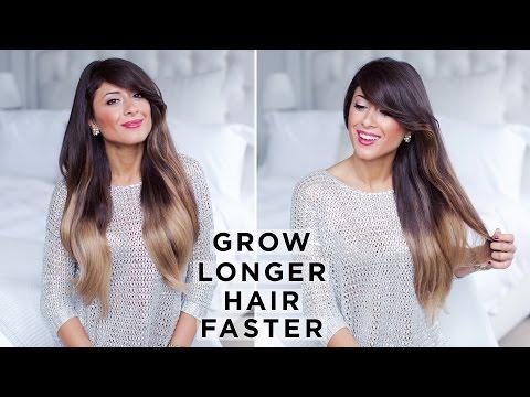 How To Grow Longer Hair Faster | Easy Tips