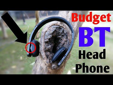 Zebronics Happy Head BlueTooth Headphones Unboxing & Review | Best BT Headphones under 1000