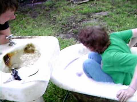 The Bubble Bath Challenge