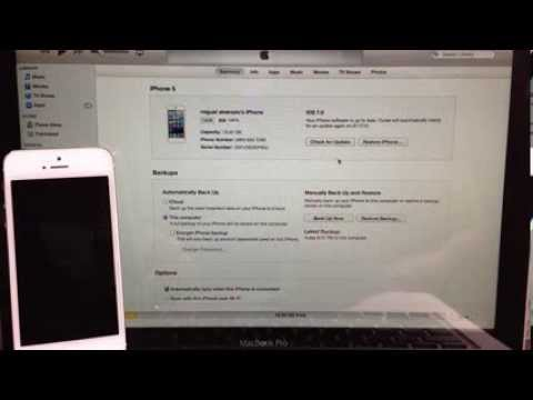 How To install iOS 7 Final Version Plus Download links