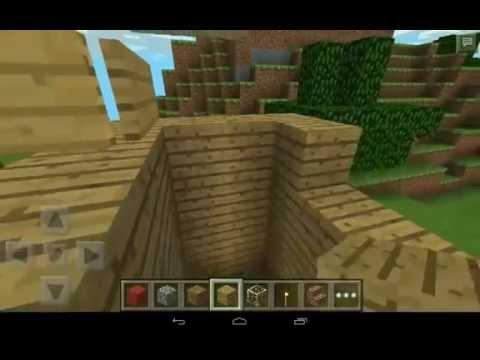 Ловушки в майнкрафт - Как построить ловушку в minecraft видео