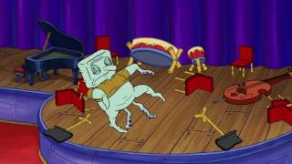 "J.K. Simmons in SpongeBob Squarepants ""Snooze You Lose"""