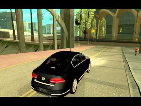 Volkswagen Passat 2.0 TDI Bluemotion 2011