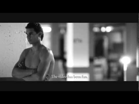 Behind the Scenes with Rafael Nadal