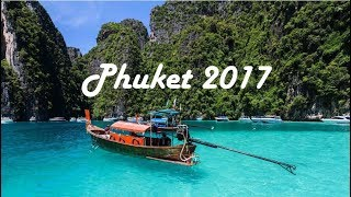 Phuket Travel GoPro 2017