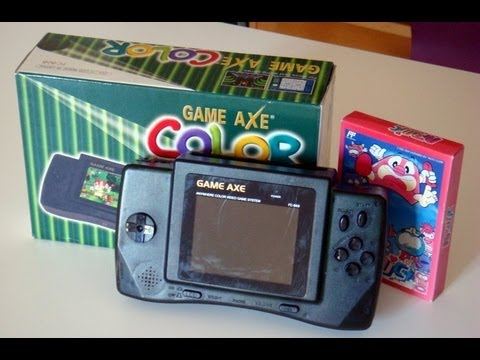 Attack of the Famiclones - GameAxe Color Review