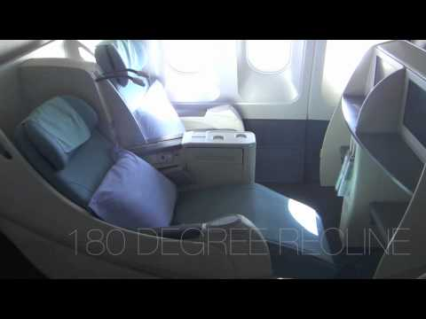 KOREAN AIR A330 FIRST CLASS REVIEW