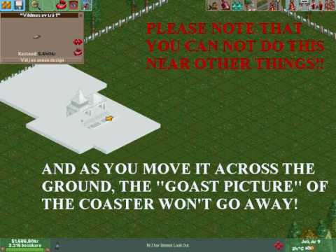 Image Result For Roller Coaster Tycoon Unlimited Money