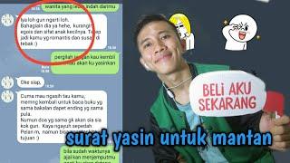 download lagu Surat Yasin Untuk Mantan Text Prank Yang Blum Move gratis