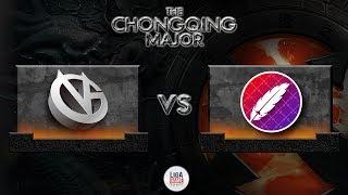 [DOTA 2] Team Liquid VS The Pango (BO3) - The Chongqing Major Groupstage C & D