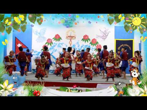 Hami Padchau . . . ( Aalok ) Sainik School Song Hd video