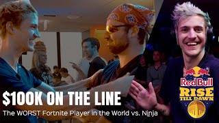 Ninja bet $100K we couldn't KILL him in Fortnite — Barstool Gametime