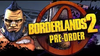 "Video Game Trailers – Borderlands 2 ""Creature Slaughter Dome Trailer"" Pre-order"