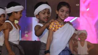 Tharaka Pennale - Annual day dance performance LKG