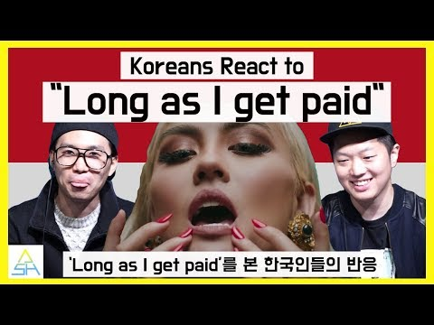 Koreans React to Agnez Mo